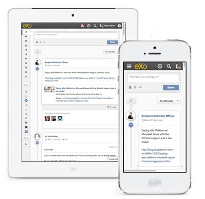 Mobile collaboration